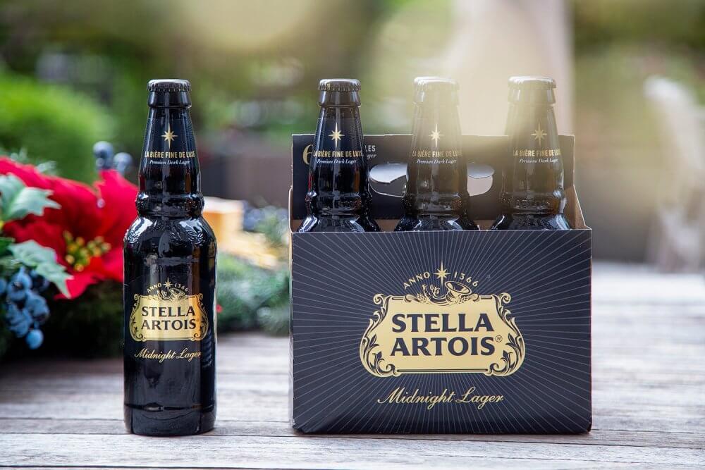 Stella Artois — Midnight Lager