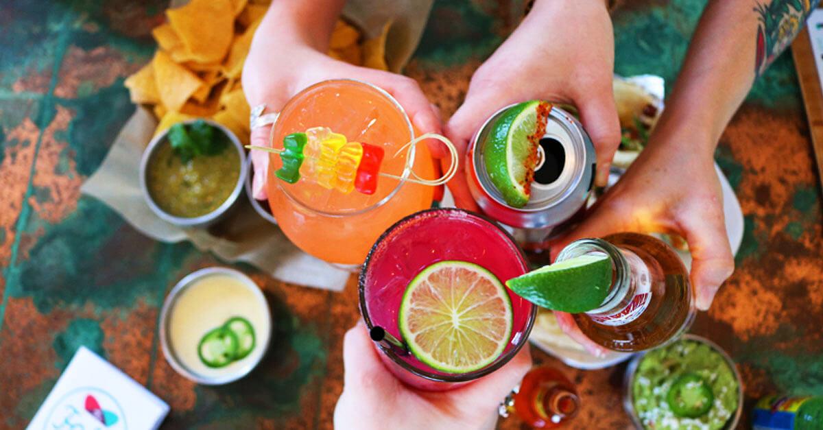 Пивные коктейли