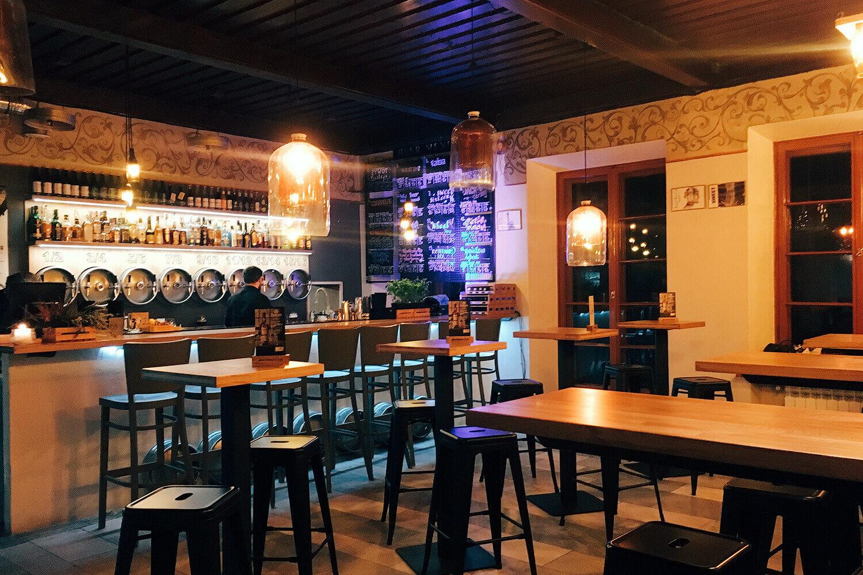 Restauracja Maryensztadt Craft Beer & Food