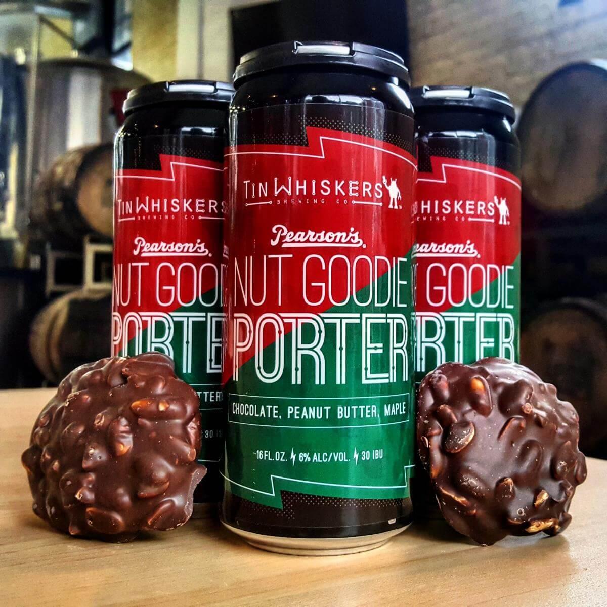 Tin Whiskers — Nut Goodie Porter