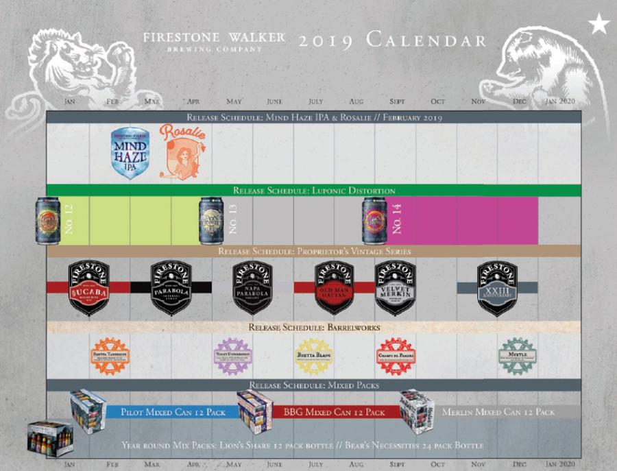 2019 Beer Calendar Roundup